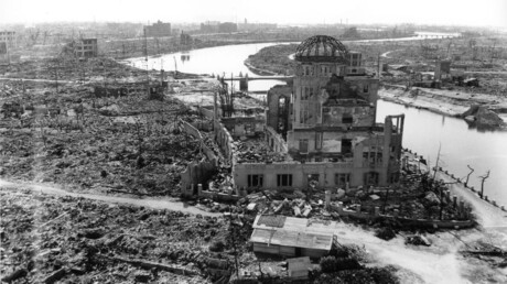 Newsela the hiroshima bombing what you need to know about the the genbaku dome now the hiroshima peace memorial was one of the few structures thecheapjerseys Image collections