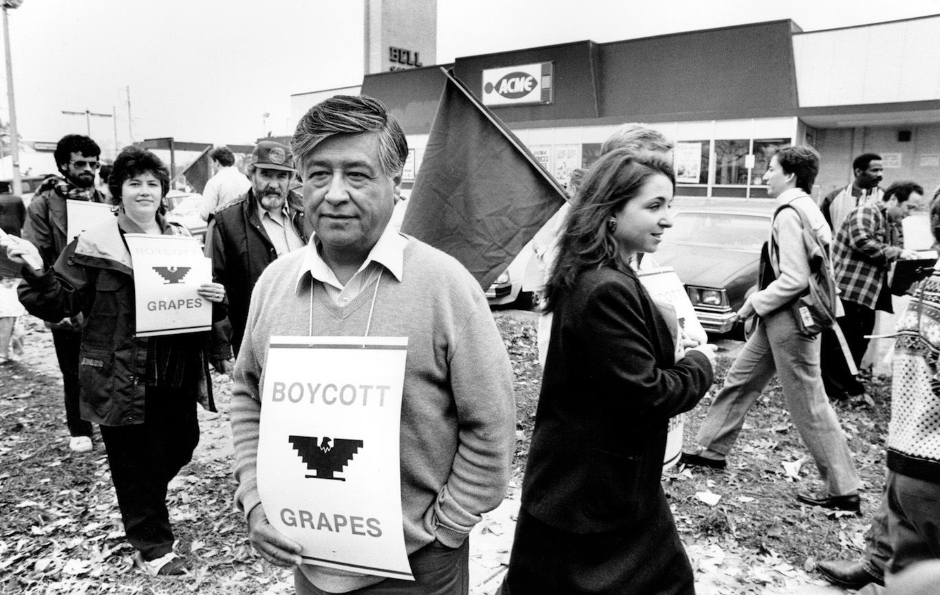 cesar chavez civil rights