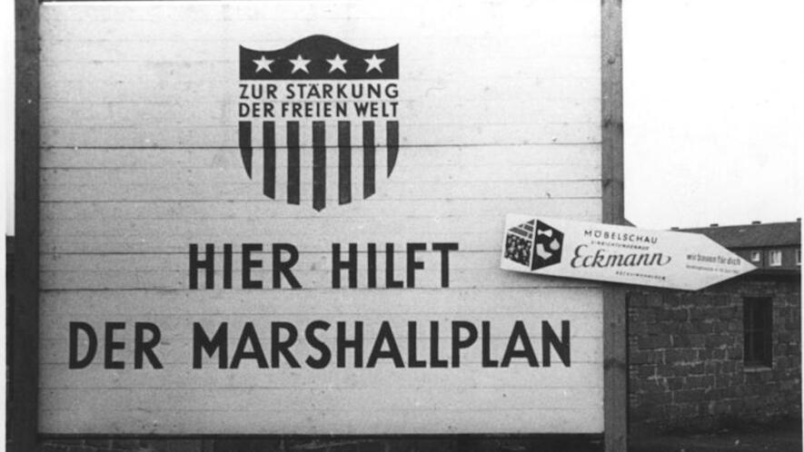 Image result for marshall plan germany