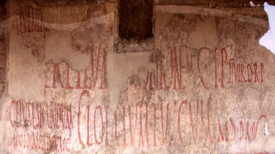 Newsela - Written in stone: Pompeii's messages from the