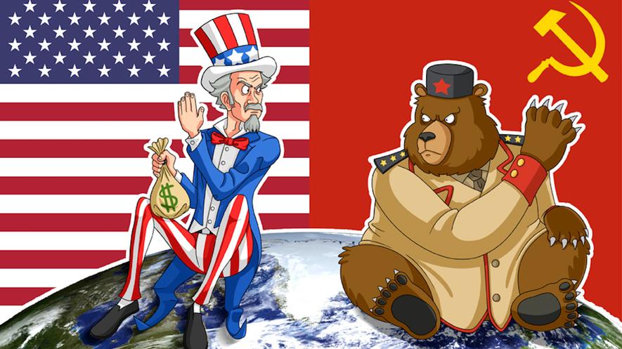 Resultado de imagem para Cold War