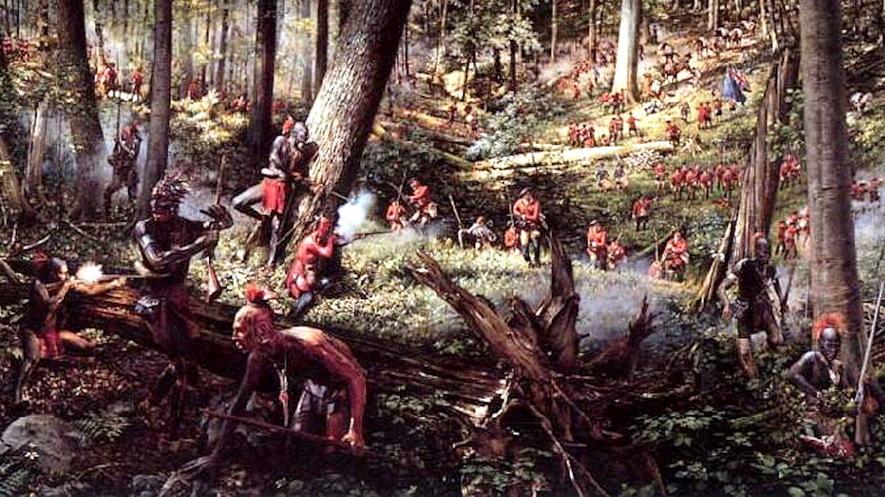 Newsela Settlement George Washington S French And Indian War