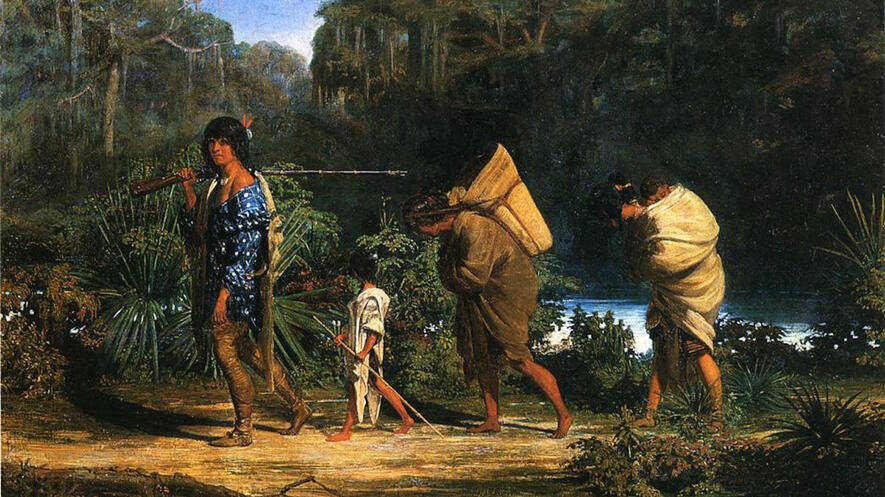expansion reform the n removal act top the choctaw tribe was removed to west of the mississippi starting in 1831