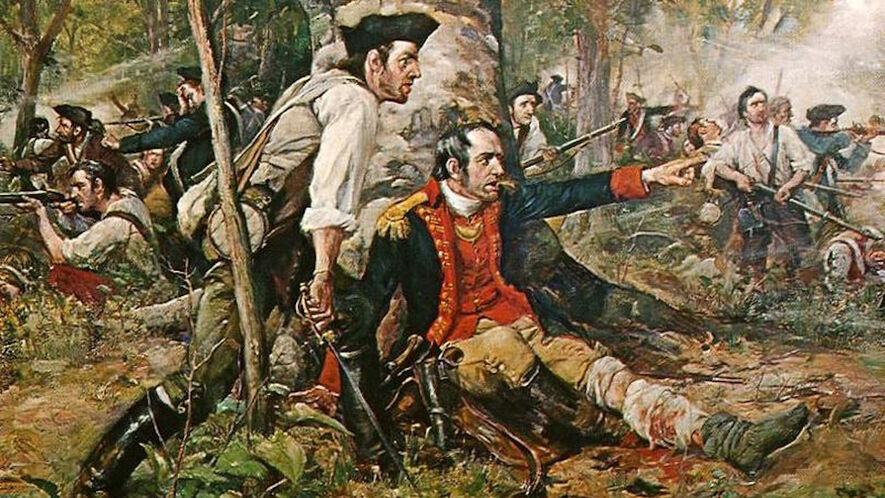 Newsela American Revolution The Indians War Of Independence