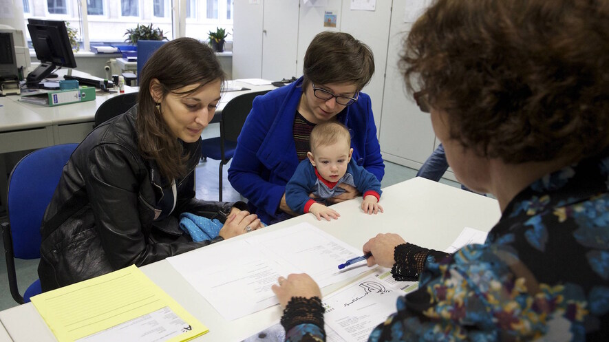 Newsela - Dream Jobs: Adoption social worker