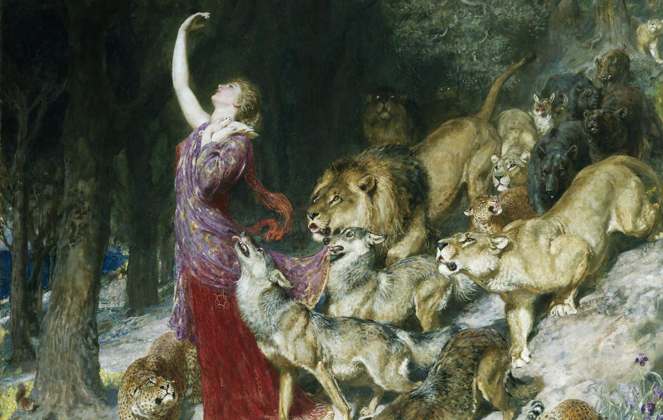 How Would You Greek Mythology Look Like Art Painting