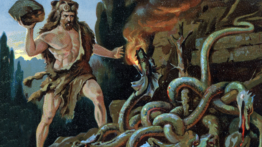 newsela myths and legends the trials of hercules