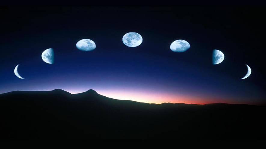 nasa lunar cycles - photo #22