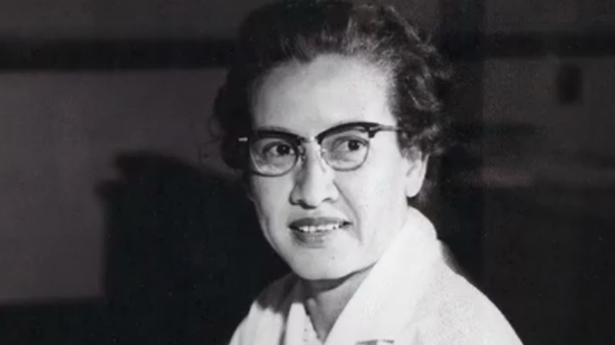 biography of katherine johnson The film focuses several real-life people in addition to including some  a  physicist and mathematician, katherine g johnson worked with.