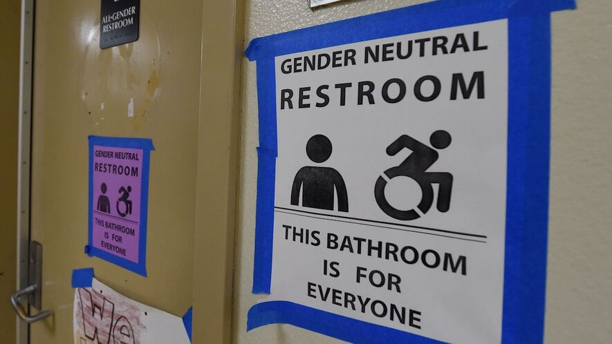 Federal Guidance On Students With >> Newsela White House Lifts Transgender Student Bathroom Guidance