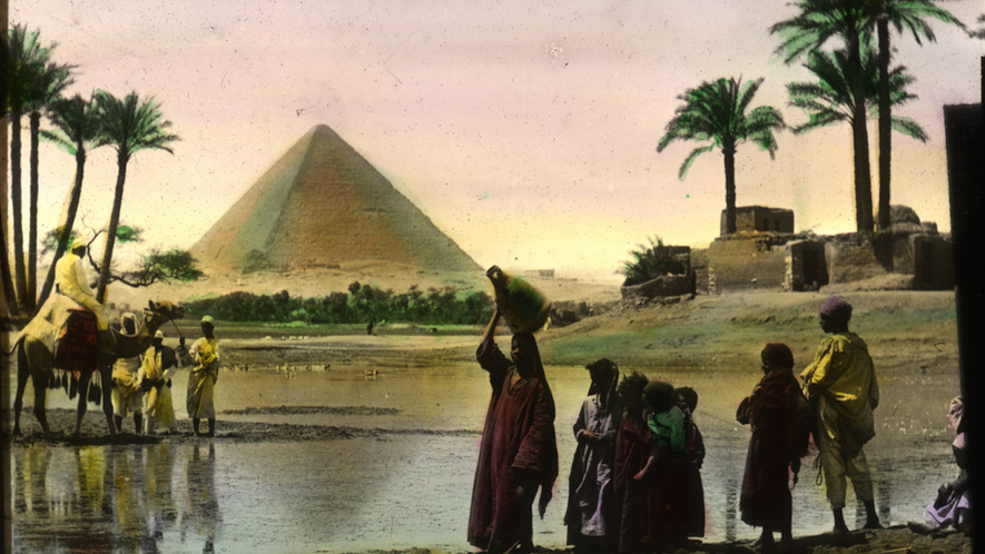 Argumentative Essay Topics For High School Top This Photo Taken Around  Shows The Flooding Of The Nile River Thesis Statement Essays also Argumentative Essay Topics For High School Newsela  How The Nile River Led To Civilization In Ancient Egypt Healthy Living Essay