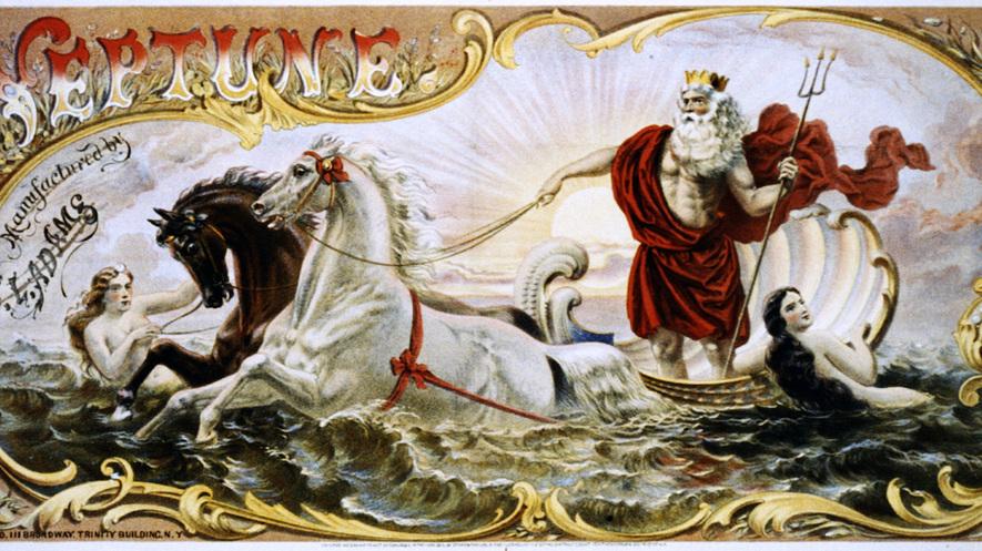 Newsela A Short History Of Greek And Roman Myth Gods