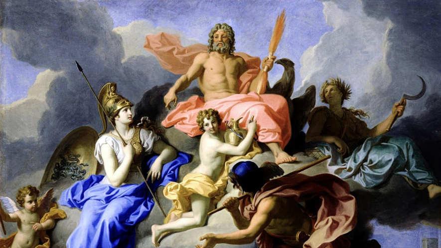 Newsela - Ancient Greece: Gods, goddesses and heroes