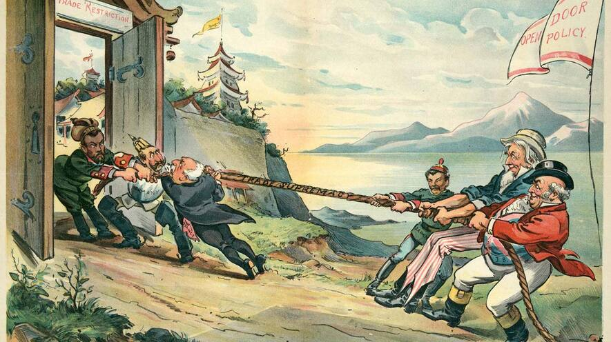 Newsela The Open Door Policy in China