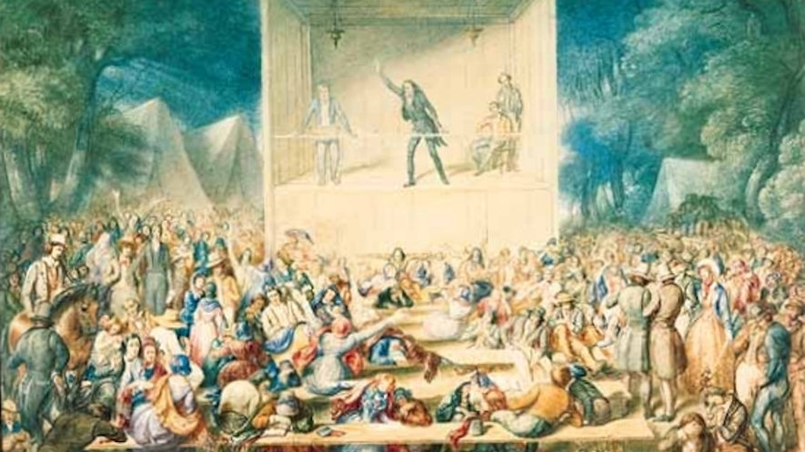 the great awakening religion rose to The great depression and to relate the reading to the issues that gave rise to the great awakening if there is any mention of religion in the body of.