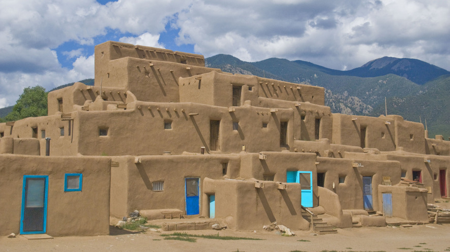 Newsela native american cultures the southwest the pueblo lived in compact permanent villages of apartment houses modeled after the cliff dwellings publicscrutiny Choice Image