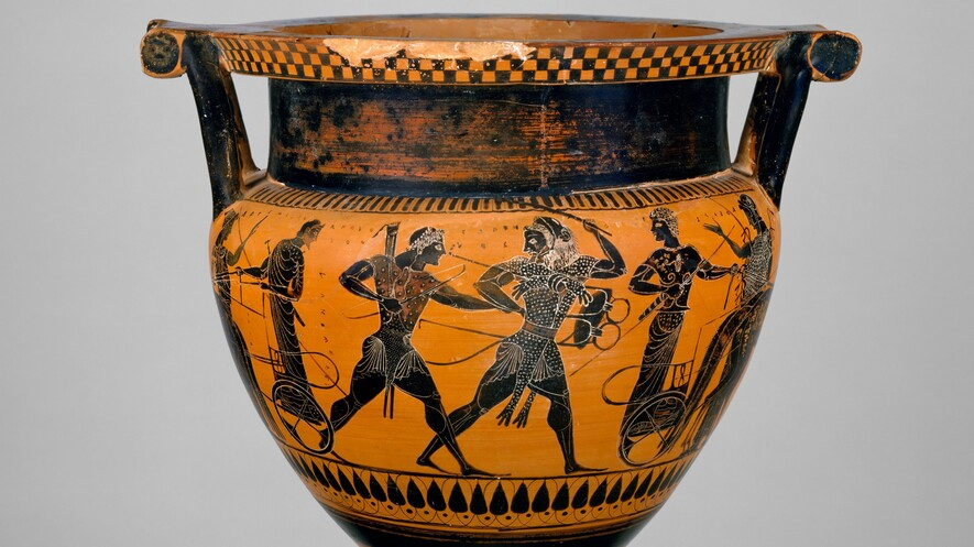 Newsela Art And Architecture In Ancient Greece