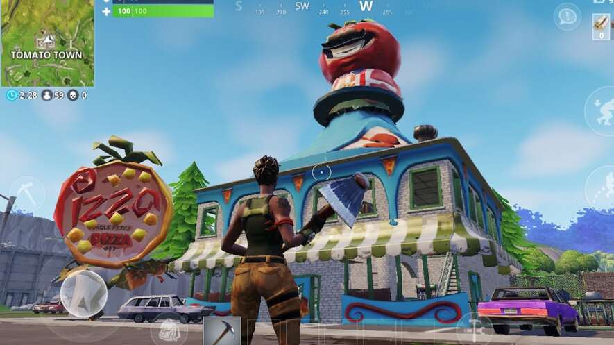 Newsela Fortnite Climbs Up Most Wanted Video Game List