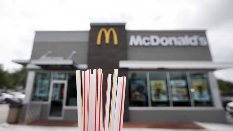 Newsela Fast Food Giant Mcdonalds Will Replace Single Use Plastics