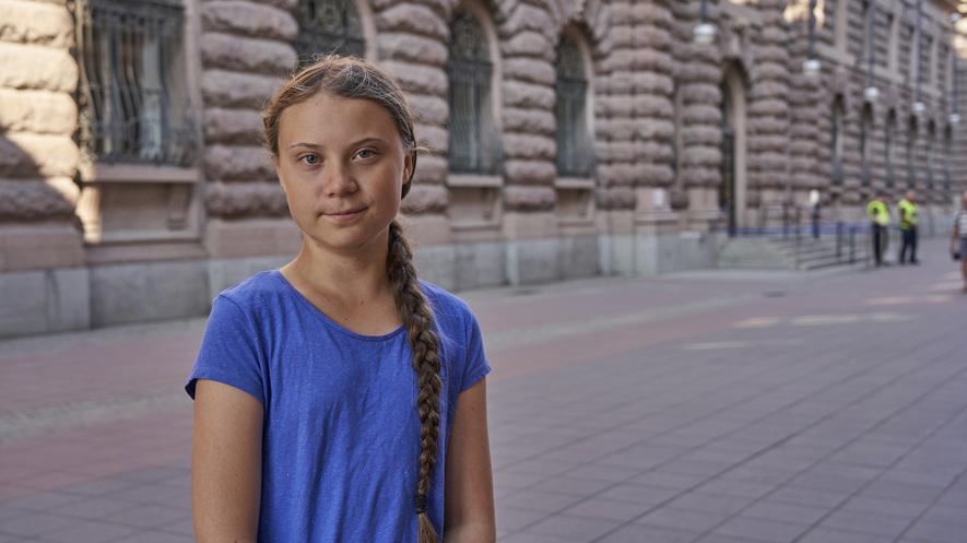 Greta Thunberg Rückreise Usa