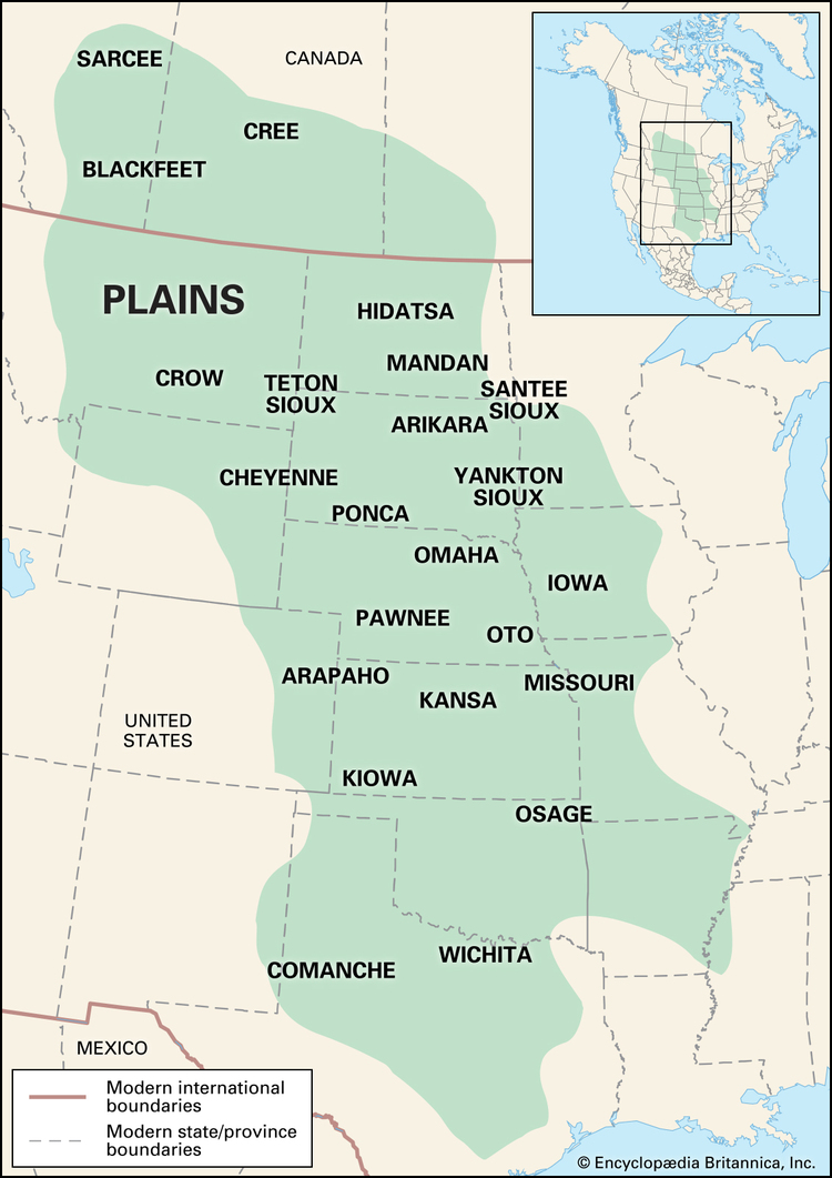 Newsela - Native American Cultures: The Great Plains