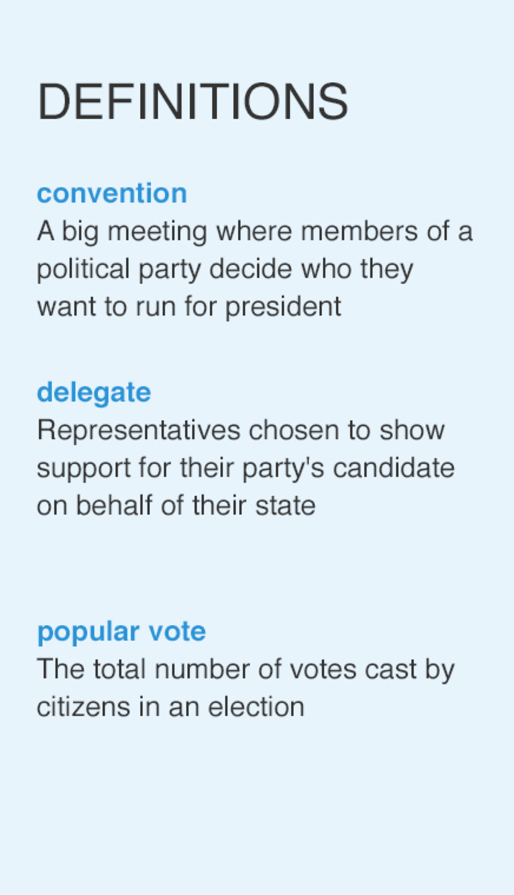 Newsela - Issue Overview: How the U S  elects its presidents